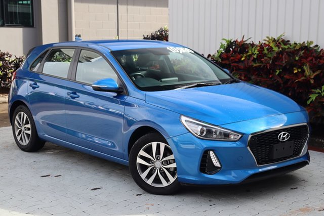 Used Hyundai i30 Active, Cairns, 2018 Hyundai i30 Active Hatchback