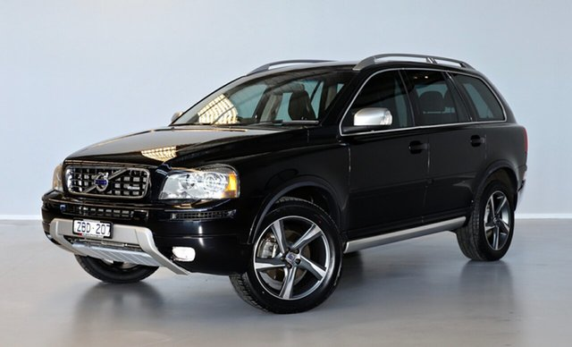 Used Volvo XC90 D5 Geartronic R-Design, Thomastown, 2012 Volvo XC90 D5 Geartronic R-Design Wagon