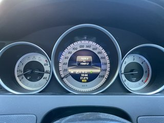 2013 Mercedes-Benz C-Class C250 CDI 7G-Tronic + Avantgarde Sedan.