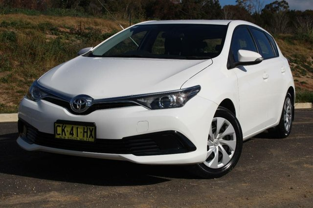 Used Toyota Corolla Ascent, Bathurst, 2015 Toyota Corolla Ascent Hatchback