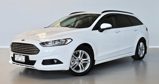 Used Ford Mondeo Ambiente PwrShift, Thomastown, 2017 Ford Mondeo Ambiente PwrShift Wagon