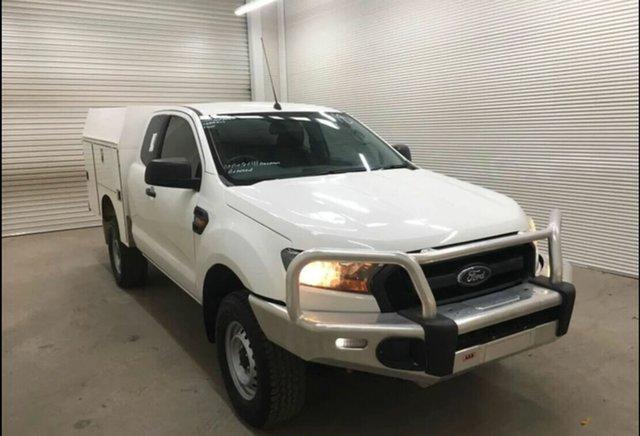 Used Ford Ranger XL 2.2 Hi-Rider (4x2), Melrose Park, 2017 Ford Ranger XL 2.2 Hi-Rider (4x2) Super Cab Chassis