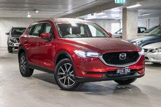 Demonstrator, Demo, Near New Mazda CX-5 GT Turbo (AWD), Mulgrave, 2020 Mazda CX-5 GT Turbo (AWD) CX-5J Wagon