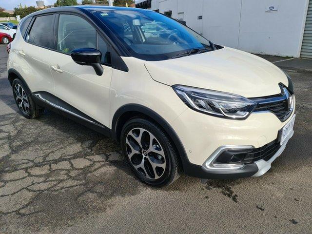 Used Renault Captur Intens EDC, Warrnambool East, 2018 Renault Captur Intens EDC Hatchback