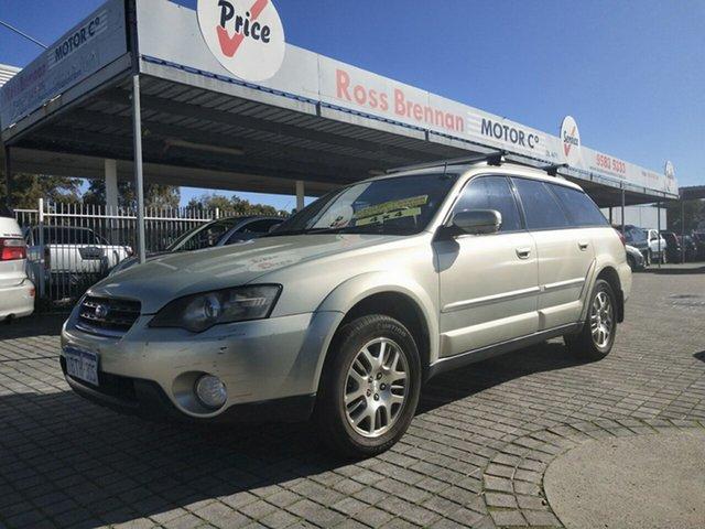 Used Subaru Outback Outback, Mandurah, 2004 Subaru Outback Outback Wagon