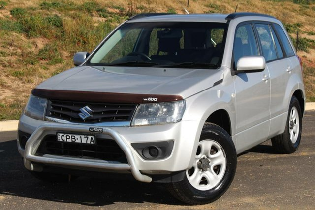 Used Suzuki Grand Vitara Urban (4x2), Bathurst, 2012 Suzuki Grand Vitara Urban (4x2) Wagon