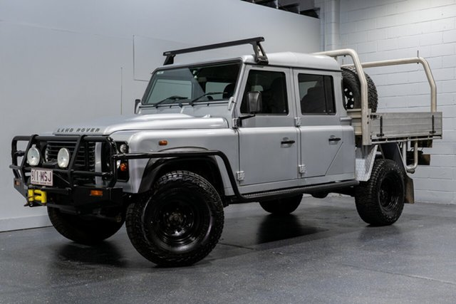 Used Land Rover Defender 130 (4x4), Slacks Creek, 2009 Land Rover Defender 130 (4x4) Crew Cab Chassis