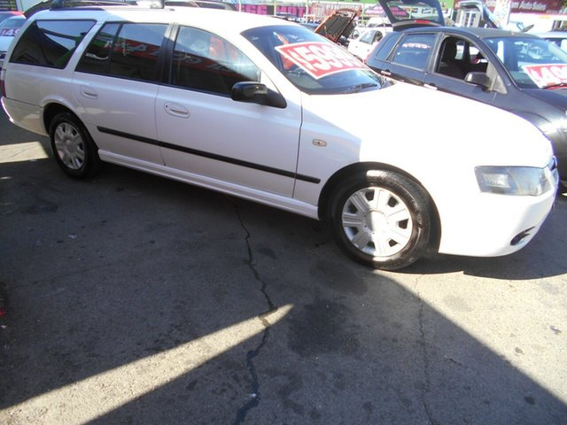 Used Ford Falcon XT, Slacks Creek, 2010 Ford Falcon XT Wagon