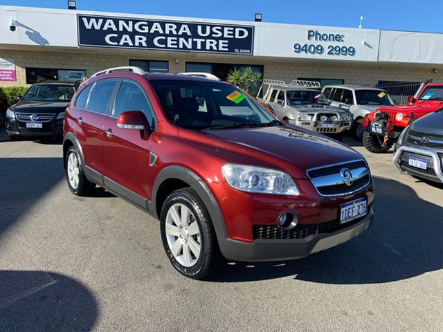 Used Holden Captiva LX (4x4), Wangara, 2009 Holden Captiva LX (4x4) Wagon