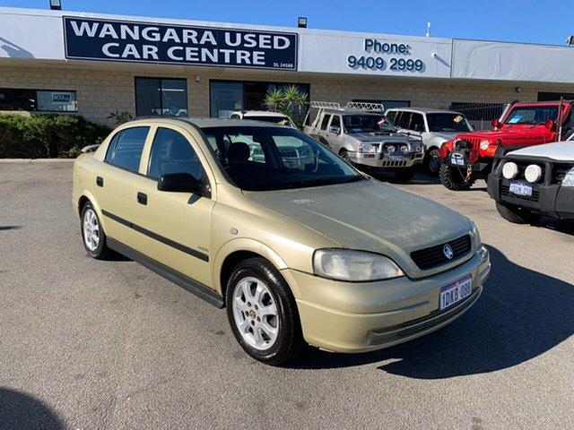 Used Holden Astra Classic Equipe, Wangara, 2005 Holden Astra Classic Equipe Sedan