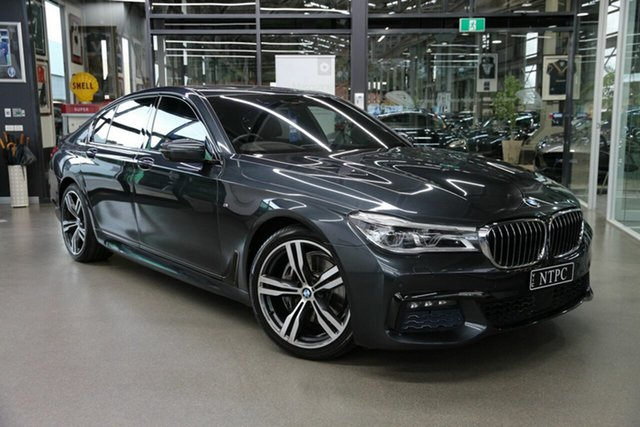 Used BMW 7 Series 740i Steptronic, North Melbourne, 2016 BMW 7 Series 740i Steptronic Sedan