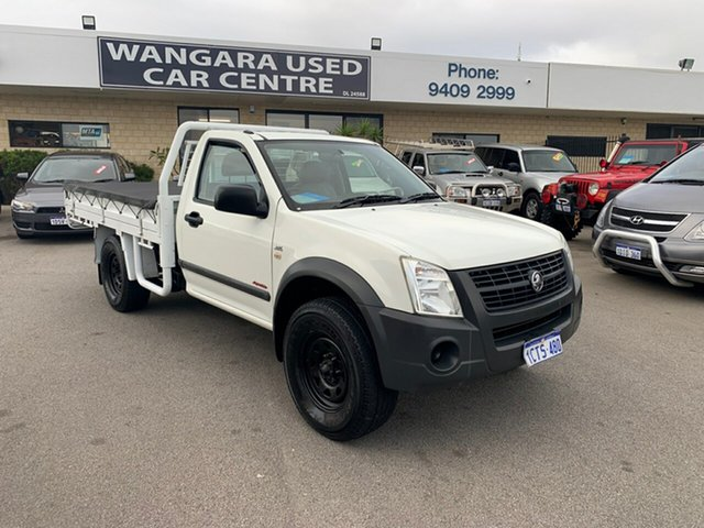 Used Holden Rodeo LX (4x4), Wangara, 2007 Holden Rodeo LX (4x4) Cab Chassis