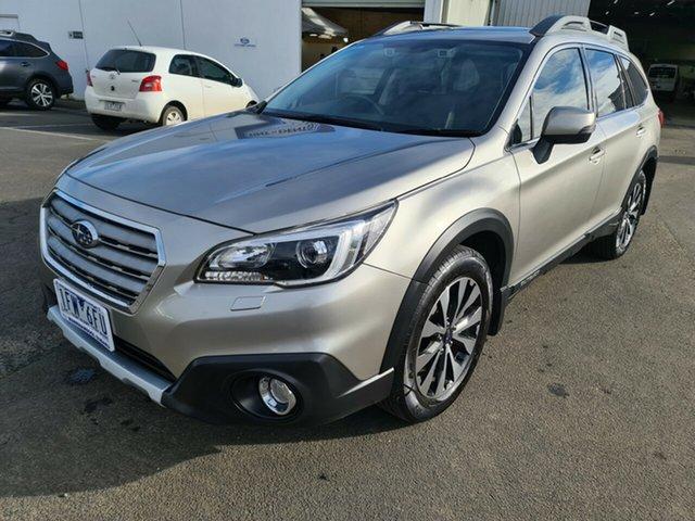 Used Subaru Outback 2.5i CVT AWD Premium, Warrnambool East, 2015 Subaru Outback 2.5i CVT AWD Premium Wagon