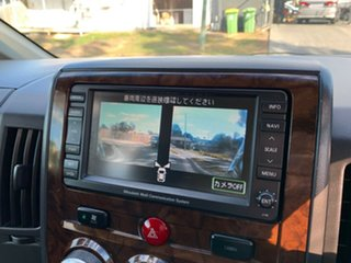 2009 Mitsubishi Delica Chamonix Wagon.
