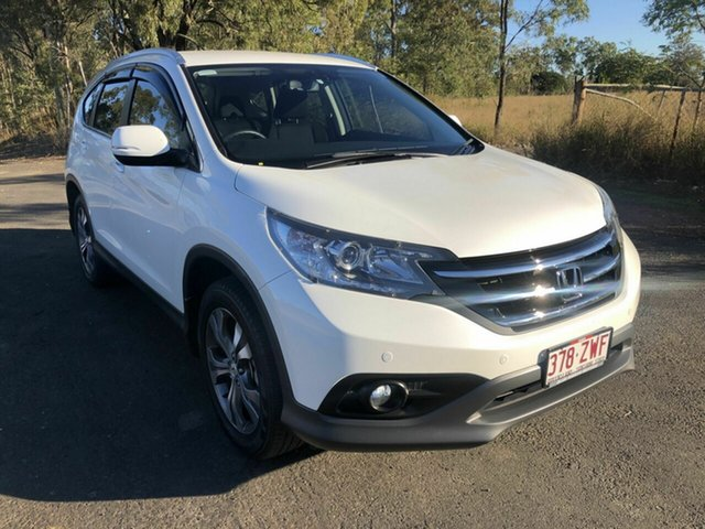 Discounted Used Honda CR-V VTi 4WD Plus, Yamanto, 2014 Honda CR-V VTi 4WD Plus Wagon
