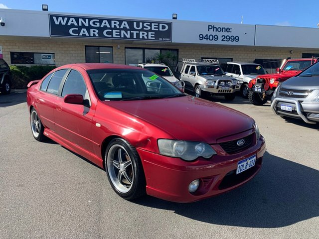 Used Ford Falcon XR6, Wangara, 2006 Ford Falcon XR6 Sedan