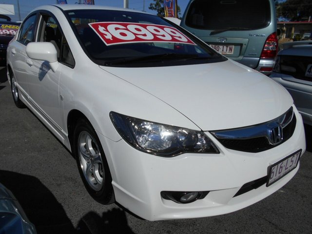 Used Honda Civic VTi, Slacks Creek, 2009 Honda Civic VTi Sedan