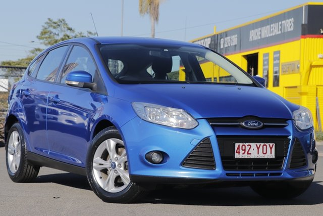 Used Ford Focus Trend PwrShift, Rocklea, 2012 Ford Focus Trend PwrShift Hatchback