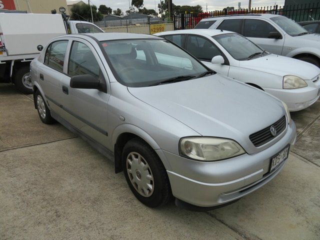 Used Holden Astra City, Morphett Vale, 2004 Holden Astra City Sedan