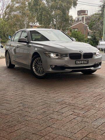 Used BMW 320i 320i, Artarmon, 2014 BMW 320i 320i Sedan