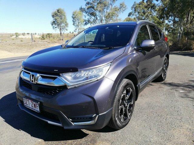 Used Honda CR-V VTi-LX 4WD, Yamanto, 2018 Honda CR-V VTi-LX 4WD Wagon