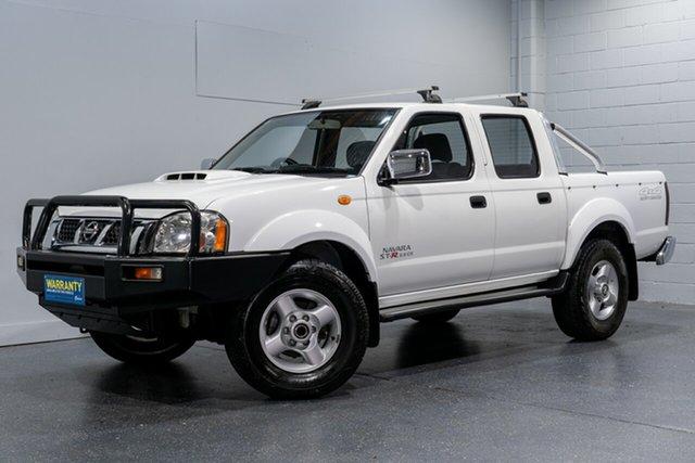 Used Nissan Navara ST-R (4x4), Slacks Creek, 2015 Nissan Navara ST-R (4x4) Dual Cab Pick-up