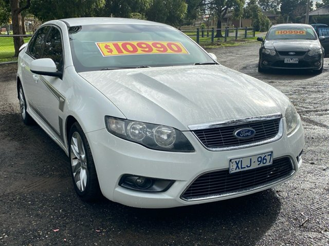 Used Ford Falcon G6 Limited Edition, Cranbourne, 2010 Ford Falcon G6 Limited Edition Sedan