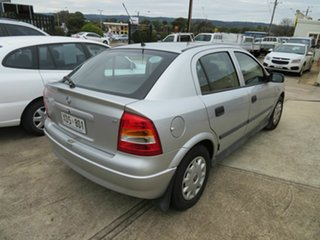 2004 Holden Astra City Sedan.
