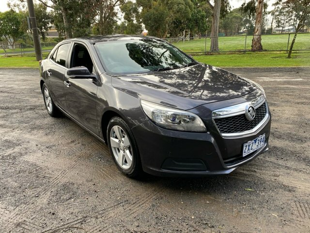 Used Holden Malibu CD, Cranbourne, 2013 Holden Malibu CD Sedan