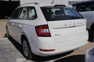2020 Skoda Fabia 81TSI DSG Wagon.