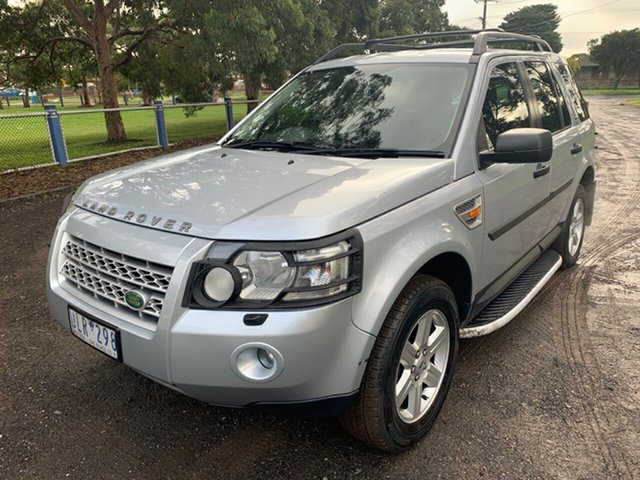 Used Land Rover Freelander 2 Si6 HSE, Cranbourne, 2008 Land Rover Freelander 2 Si6 HSE Wagon