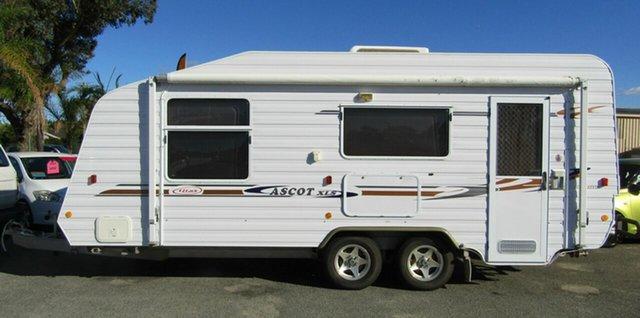 Used Concept Ascot, Bellevue, 2011 Concept Ascot Caravan
