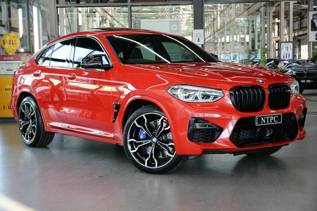 Used BMW X4 M Competition Coupe M Steptronic M xDrive, North Melbourne, 2020 BMW X4 M Competition Coupe M Steptronic M xDrive Wagon