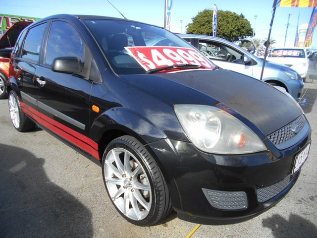 Used Ford Fiesta LX, Slacks Creek, 2008 Ford Fiesta LX Hatchback