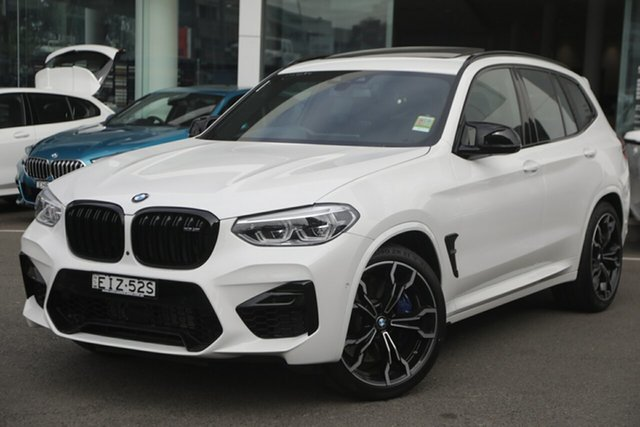 Demonstrator, Demo, Near New BMW X3 M Competition, Brookvale, 2019 BMW X3 M Competition Wagon