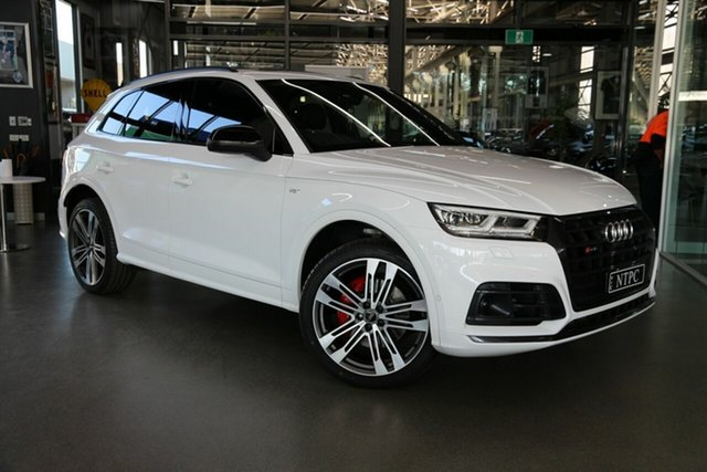 Used Audi SQ5 Tiptronic Quattro, North Melbourne, 2018 Audi SQ5 Tiptronic Quattro Wagon