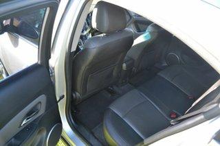 2010 Holden Cruze CDX Sedan.