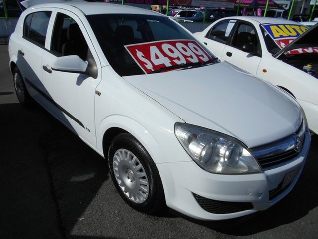 Used Holden Astra CD, Slacks Creek, 2007 Holden Astra CD Hatchback