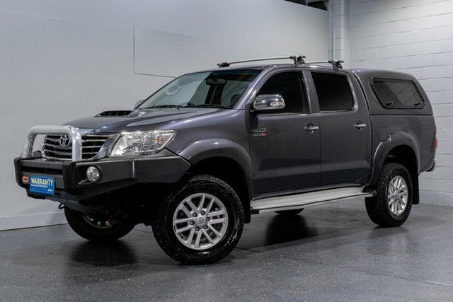 Used Toyota Hilux SR5 (4x4), Slacks Creek, 2014 Toyota Hilux SR5 (4x4) Dual Cab Pick-up