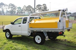 2008 Toyota Hilux SR Xtra Cab Cab Chassis.