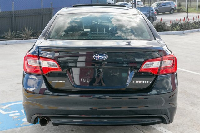 Used Subaru Liberty 2.5i CVT AWD Premium, Springvale, 2015 Subaru Liberty 2.5i CVT AWD Premium B6 MY15 Sedan
