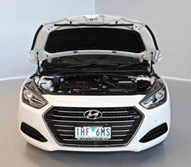 2016 Hyundai i40 Active D-CT Sedan.