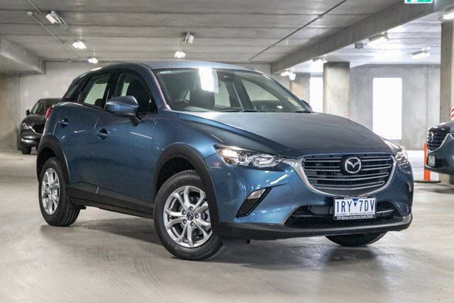 Demonstrator, Demo, Near New Mazda CX-3 Maxx Sport (FWD), Mulgrave, 2020 Mazda CX-3 Maxx Sport (FWD) CX3E Wagon