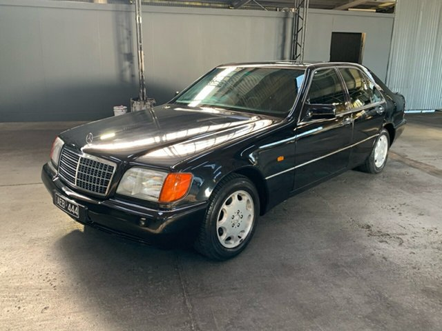 Used Mercedes-Benz 400SE, Cranbourne, 1993 Mercedes-Benz 400SE Sedan