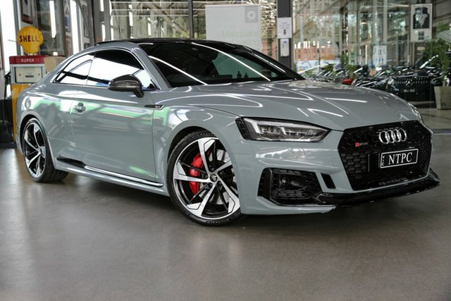 Used Audi RS5 Tiptronic Quattro, North Melbourne, 2018 Audi RS5 Tiptronic Quattro Coupe
