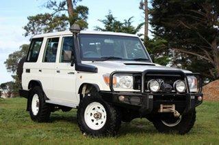 2013 Toyota Landcruiser Workmate Wagon.