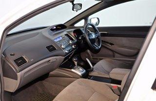 2008 Honda Civic VTi Sedan.