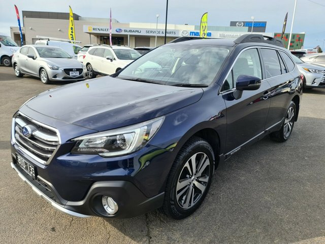 Used Subaru Outback 2.5i CVT AWD, Warrnambool East, 2018 Subaru Outback 2.5i CVT AWD Wagon