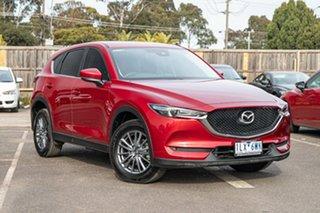 Used Mazda CX-5 Maxx Sport (4x2), Mulgrave, 2017 Mazda CX-5 Maxx Sport (4x2) MY17 Wagon