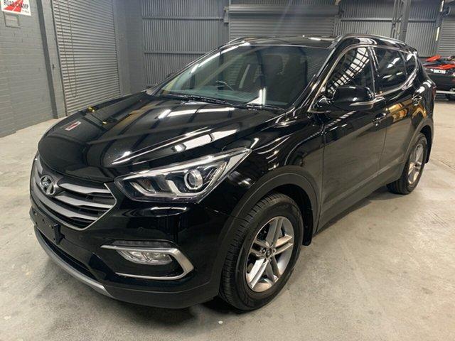 Used Hyundai Santa Fe Active, Cranbourne, 2017 Hyundai Santa Fe Active Wagon